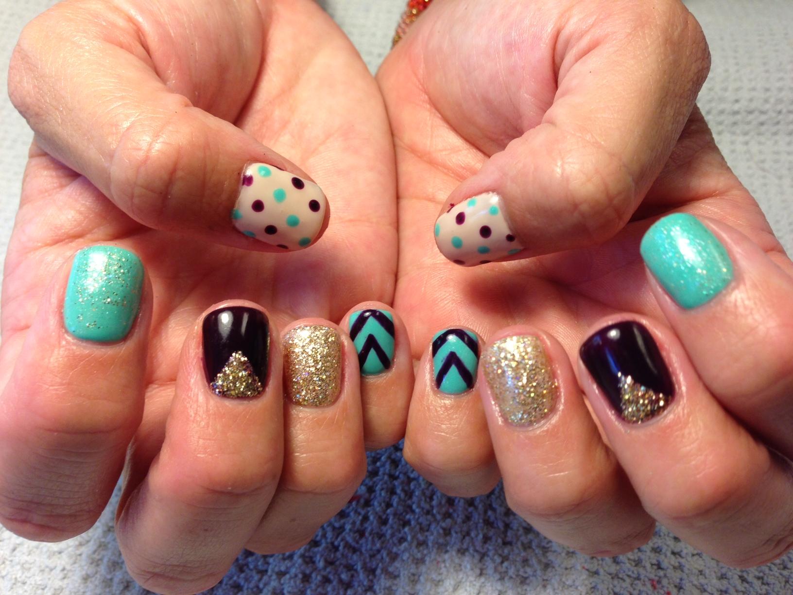 Nail designs together with wedding nail design free image nail art