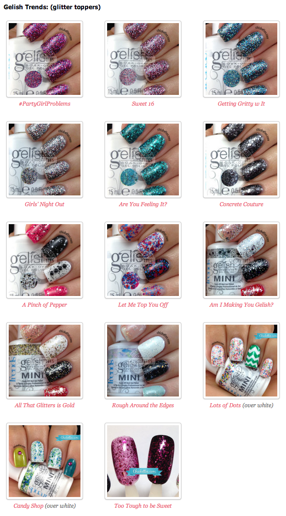 I pulled these off of Chickettes awesome website...you should check her out :)