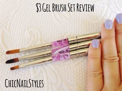 For $2.37 you get all 3 brushes.