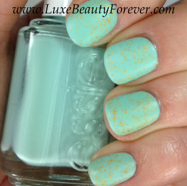 This is super easy to do and perfect for spring!