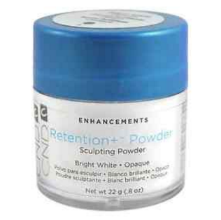 Buy CND White Acrylic Powder for 3D Sweater Nail Art here!